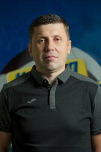 Вадим Яшин Главный тренер