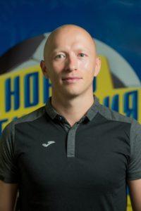 Александр Коданев Начальник команды
