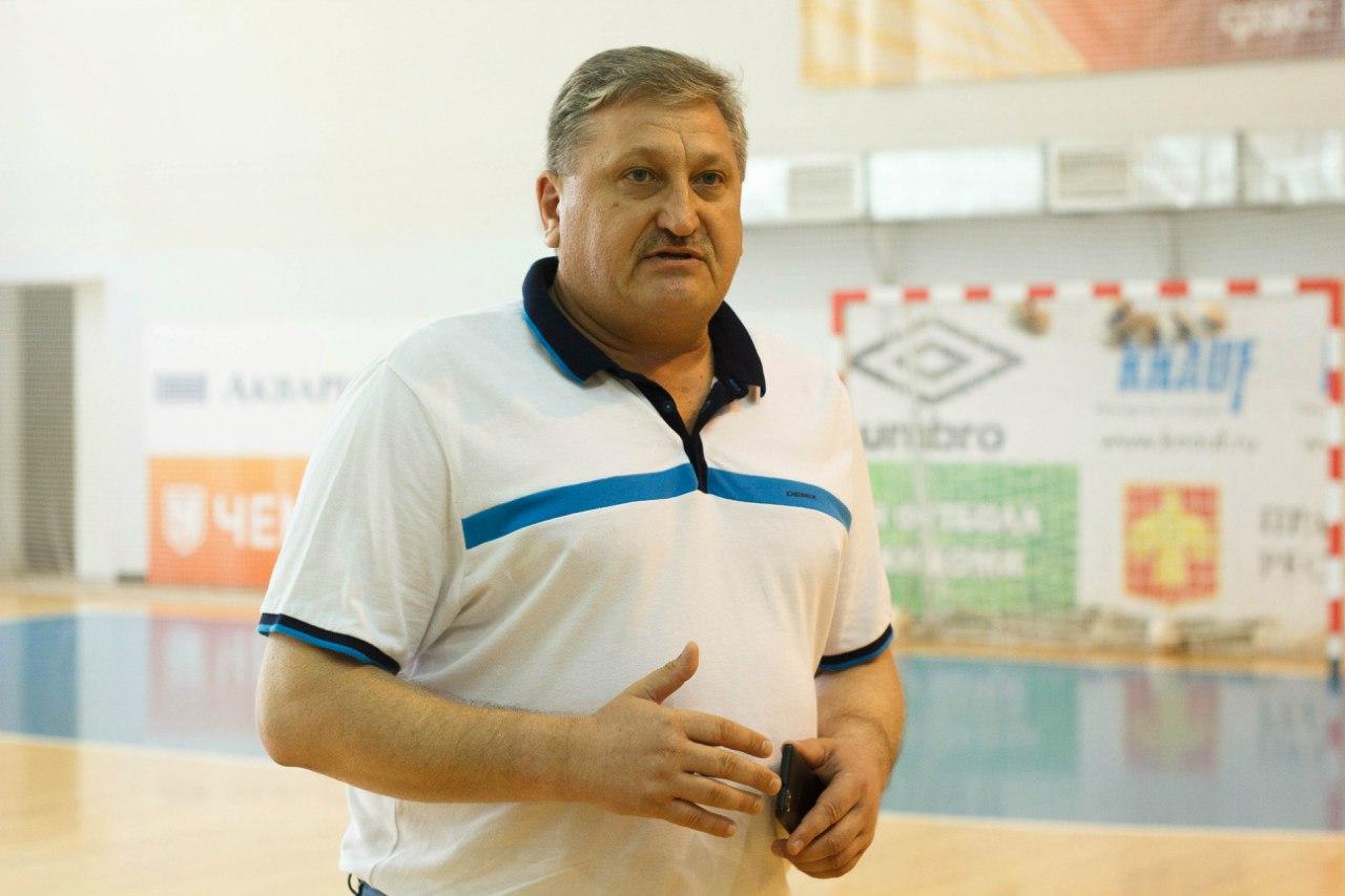 Николай Бережной: «Сплав опыта и молодежи».