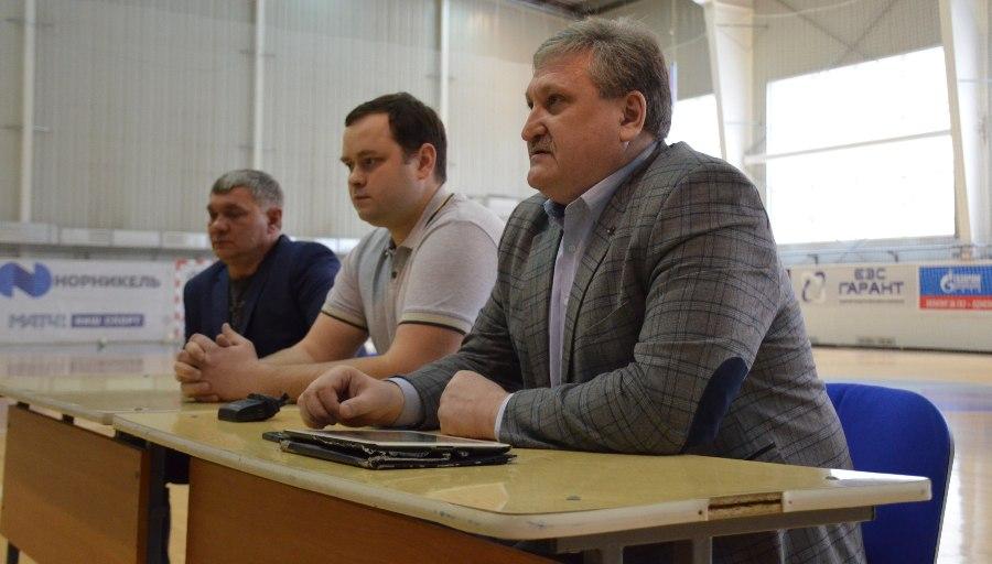 Николай Бережной: «Наша задача — сделать все, чтобы команда «Новая Генерация» сохранилась и играла в Суперлиге