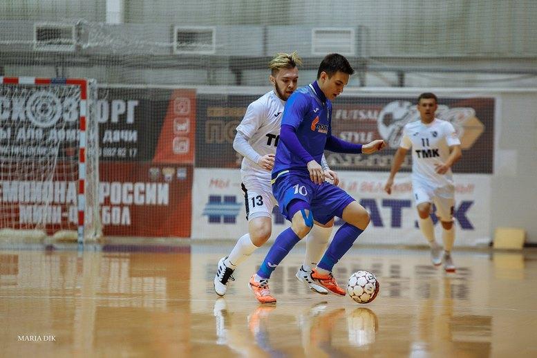 Даниил Новик: «Закрепиться в составе «Генерации» и попасть в молодежную сборную»