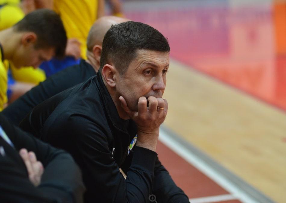 Вадим Яшин о пером матче с «Тюменью»