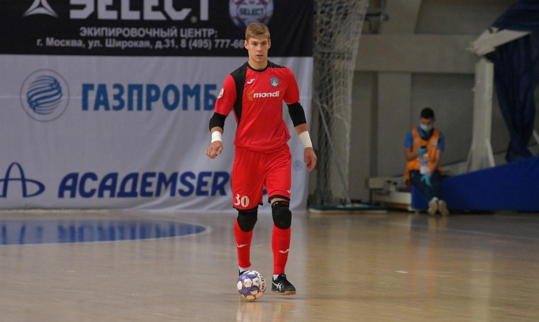 Второй матч серии за «Газпромом»