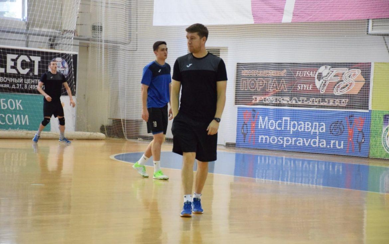 Николай Сорвачев: «Запад — это определенный новый вызов и игрокам и тренерскому штабу»