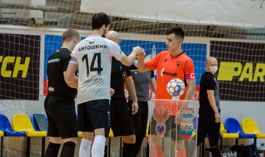 «Новая генерация» открыла год матчами против «Тюмени»