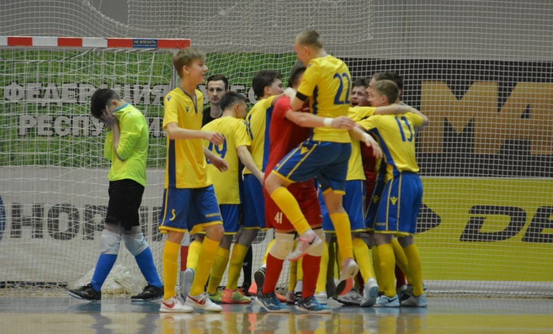 Юноши «Новой генерации» сыграют в финале Суперлиги (U16)